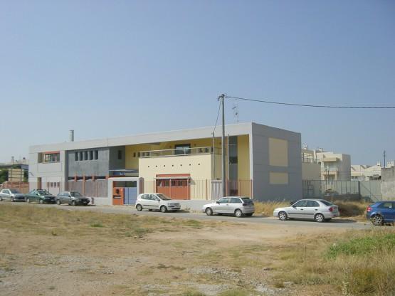 Κατασκευή παιδικού σταθμού δήμου Μελισσίων