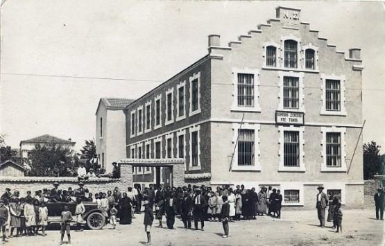 Αποκατάσταση διατηρητέου κτιρίου Καπνομάγαζο