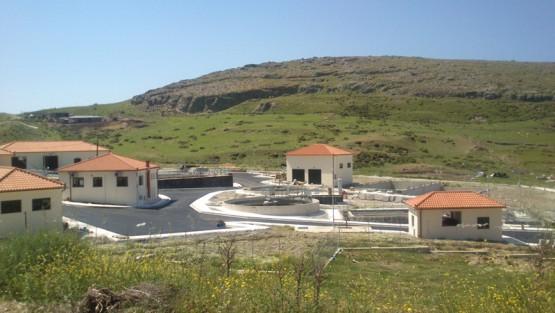 Εγκαταστάσεις επεξεργασίας και διάθεσης λυμάτων δήμου Μυρίνας